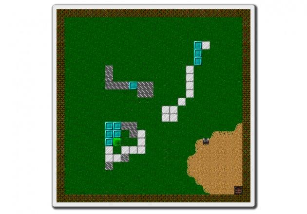 Lär dig arrayer genom att bygga en spelplan.